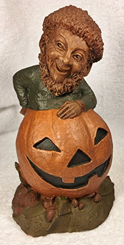 RUMPKIN 1983, Tom Clark Gnome Figurine Cairn Item #160-R~Ed #69~Signed~Story