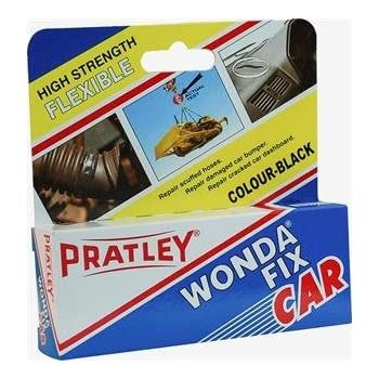 Amazon Com Pratley Rubber Repair 2 Part Black Epoxy
