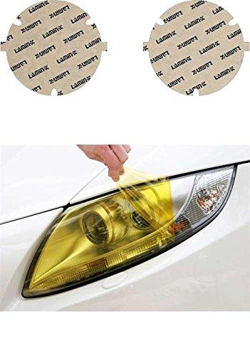 Lamin-x B006UY Headlight Cover - Pair