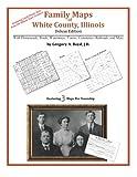 Family Maps of White County, Illinois