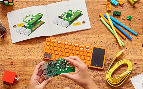 Kano Computer Kit - A Computer Anyone Can Make
