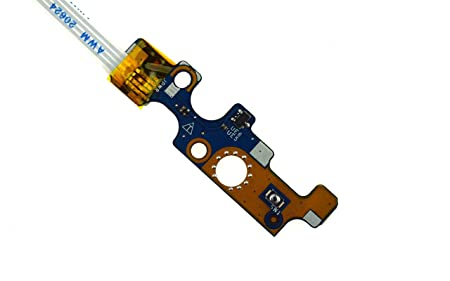 JANRI Replacement 094MFG 94MFG LS-B844P Power Button Switch Board FFC Cable for Dell Inspiron 14-5458 15-5566 15 15-5000 5551 3558 5555 5558 5559 Vostro 3458 176HK 10W9N