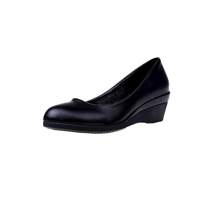 c1d76fb588446 Darringls Zapatos de Invierno Mujer