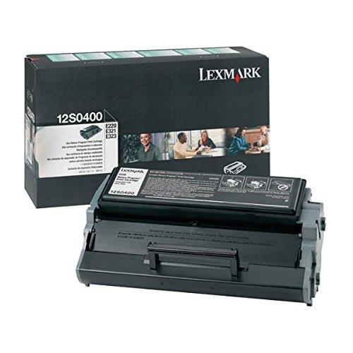 (Lexmark Return Program Print Cart-For E220)