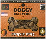 Wet Noses All Natural Dog Treats, 5 Pounds (Pumpkin Bones)