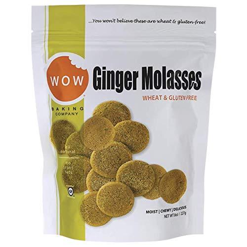 - Wow Baking Gluten Free Ginger Molasses, 8 oz