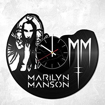 MARILYN MANSON Personalised Handmade Card            All Occasions Birthday Open
