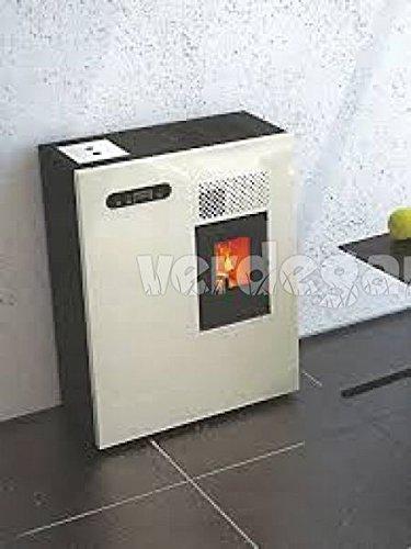 Verdegarden Pelletofen Punto Feuer 4 kW Mod Camilla: Amazon ...
