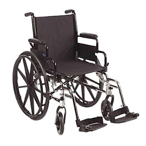 Invacare 9000 SL Wheelchair 16 inch Flip Back Arm -