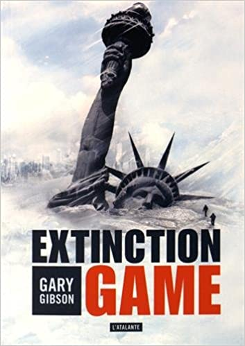 Extinction game (2016) - Gary Gibson