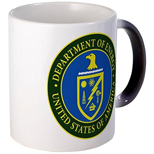 CafePress - Department Of Energy - Unique Coffee Mug, Coffee (Department Mug)