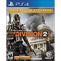 Tom Clancy's The Division 2 - PlayStation 4 Gold...