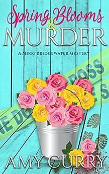 Spring Blooms Murder Bridgewater Mysteries ebook product image
