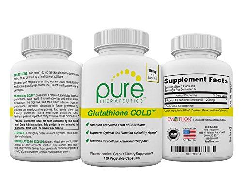 Glutathione GOLD 100mg