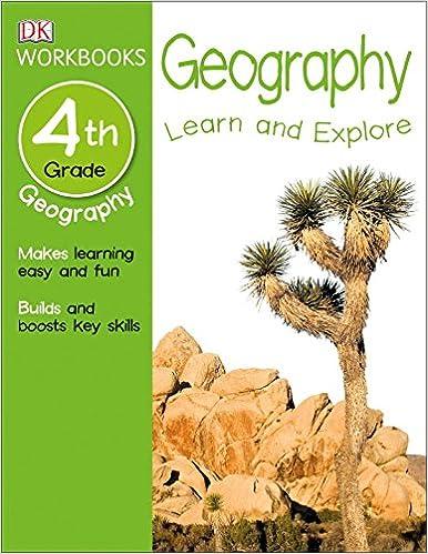 DK Workbooks: Geography, Fourth Grade: DK: 9781465444233: Amazon ...