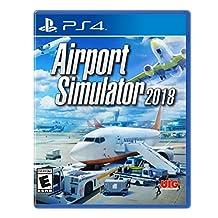Uig Entertainment Airport Simulator PlayStation 4