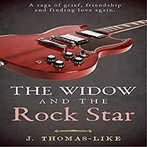 The Widow and the Rock Star Audiobook