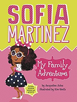 My Family Adventure Sofia Martinez ebook product image