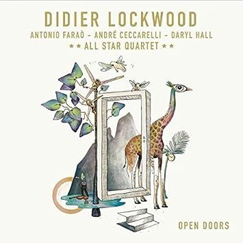 Image Unavailable  sc 1 st  Amazon.com & Didier Lockwood - Open Doors - Amazon.com Music
