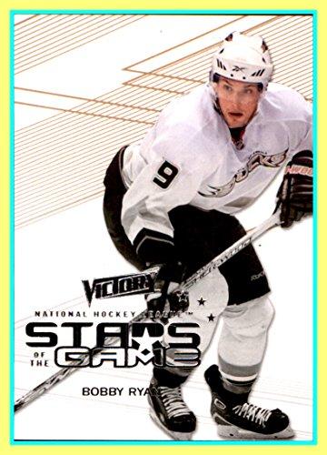 Bobby Ryan Anaheim Ducks - 2010-11 Upper Deck Victory Stars of the Game #SOGBR Bobby Ryan anaheim ducks