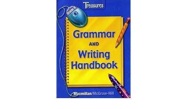 Grammar and Writing Handbook, Grade 6