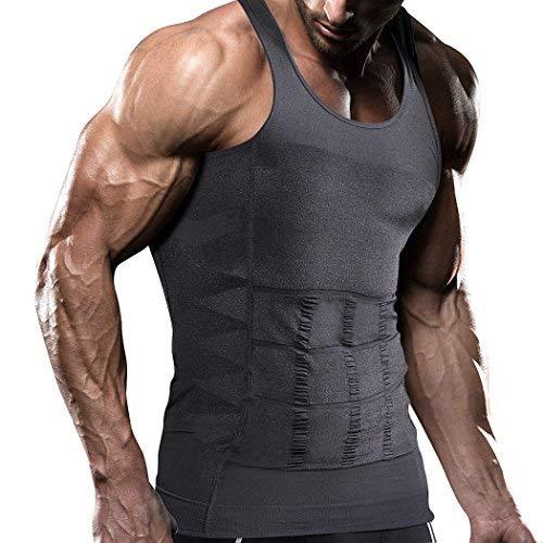Prezzo//Pezzo Gilet Dimagrante Brand On US VENIMASEE Mens Dimagrante Body Shaper Vest//Shirt ABS Addome Slim