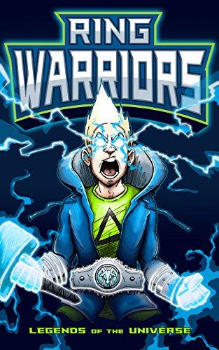 Ring Warriors Book Adventure Children ebook product image