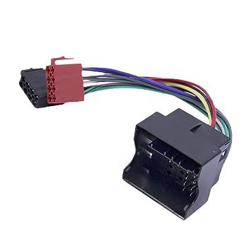 Sharplace Conector Estéreo Arnés de Radio de Automóvil Adaptador ...