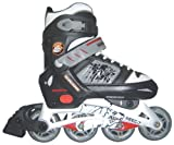 Best Mongoose Inline Skates For Boys - Mongoose Boys In-Line Skates, Small (1-4) Review