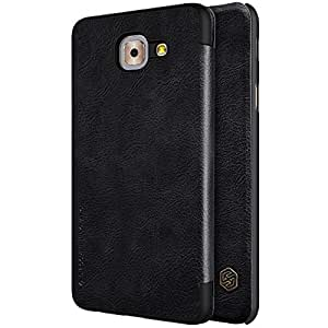 Samsung Galaxy J7 Max Nillkin QIN Leather Series[ Black Color] OFFER BY ONLINEPHONE