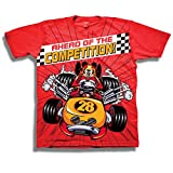 Disney Boys Mickey Mouse Shirt - Mickey and The Roadster Racers Toddler Tee - Mickey Mouse T-Shirt (2T)
