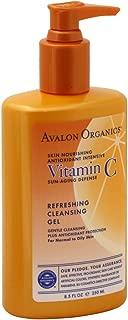 product image for AVALON ACTIVE ORGANICS VIT C FACE CLEANSER, 8.5 FZ