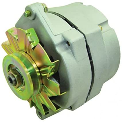 All States Ag Parts Alternator - Delco Style (7127-3SE) Ford 8N NAA 9N 2N  Massey Ferguson TO20