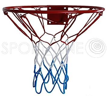 kimet Hang Ring Ring Canasta de Baloncesto con Anillo Metal Red ...