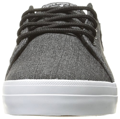 DVS Shoes Herren Aversa Sneaker Schwarz (black chambray)