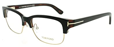 da76ff259946e Image Unavailable. Image not available for. Color  Tom Ford Eyeglasses TF  5307 005 Shiny Black-Havana FT5307