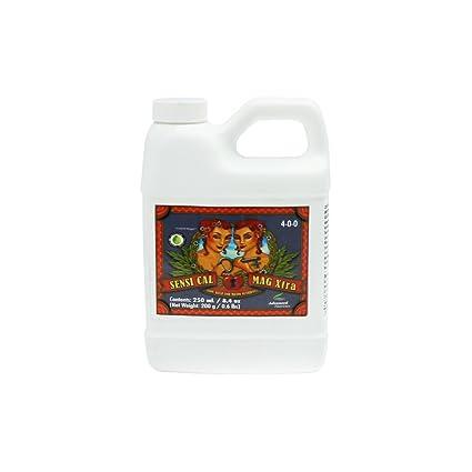 Advanced Nutrients 6360-12 Sensi Cal Mag Xtra, 250 mL 250 Liter, Brown/A