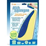 HIC Harold Import Co. 14500-HIC (Colors May Vary) Squeegee Silicone Dish Home Decor Products
