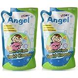 Angle Stony Baby Liquid Cleanser 500ml (Pack of 2 Pcs)