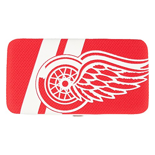 NHL Detroit Red Wings Shell Mesh Wallet