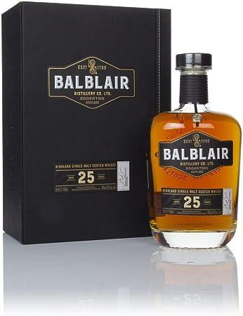 Balblair - Highland Single Malt Scotch - 25 year old Whisky