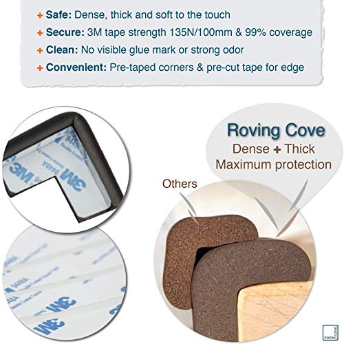 2 Roving Cove Furniture Protectors Pre Taped