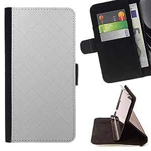 For Sony Xperia Z3 Plus / Z3+ / Sony E6553 (Not Z3),S-type Simple patrón de 17- Dibujo PU billetera de cuero Funda Case Caso de la piel de la bolsa protectora