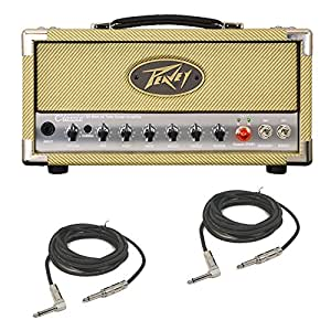 peavey classic 20 mh mini head electric guitar 20w tube amp head cables musical. Black Bedroom Furniture Sets. Home Design Ideas