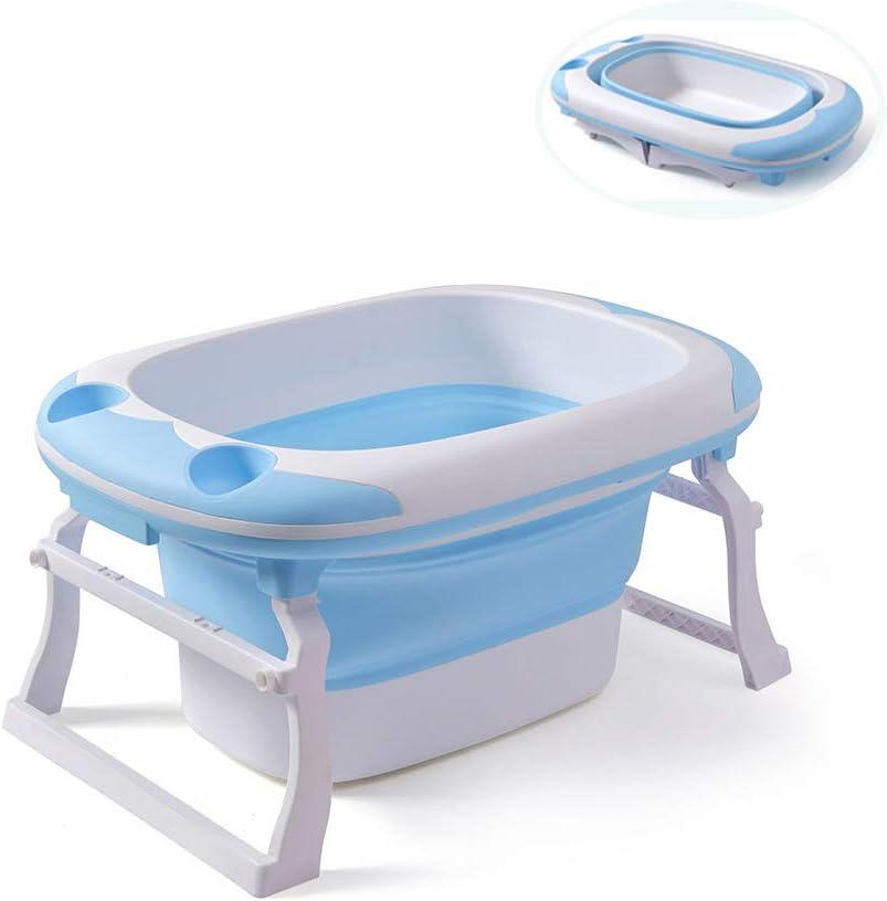 WANGXN Faltbare Badewanne Babybadewanne Tragbare Faltbare Badewanne Faltbare Duschwanne f/ür Kinder
