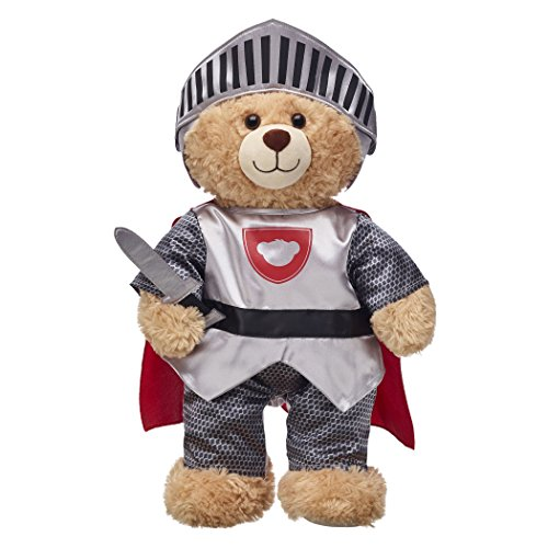 The Shining Twins Costumes (Build-a-Bear Workshop Online Exclusive Knight In Shining Armor Costume Set 3 pc.)