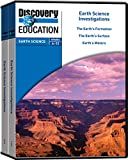 Discovery Education Earth Science Investigations DVD Library, Grades 6-12 (Set of 2)