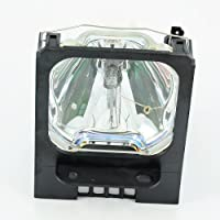 eWorldlamp Quality Compatible VLT-XD500LP Replacement Lamp for MITSUBISHI XD500U Projector Bulb/Lamp with Housing 280 Watt 180 Days Warranty