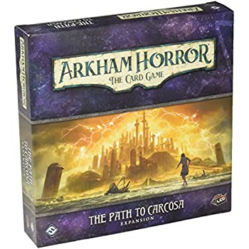 Amazon.com: Fantasy Flight Games Arkham Horror: The Card ...