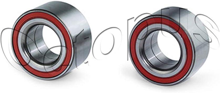 2 Wheel Bearing Rear For Polaris Ranger RZR 800 ATV 2008-2015 2009 2010 2011